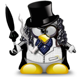 Pinguinalulu tux the batman penguin 11703