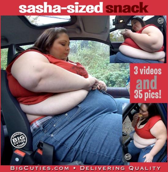 big cutie sasha