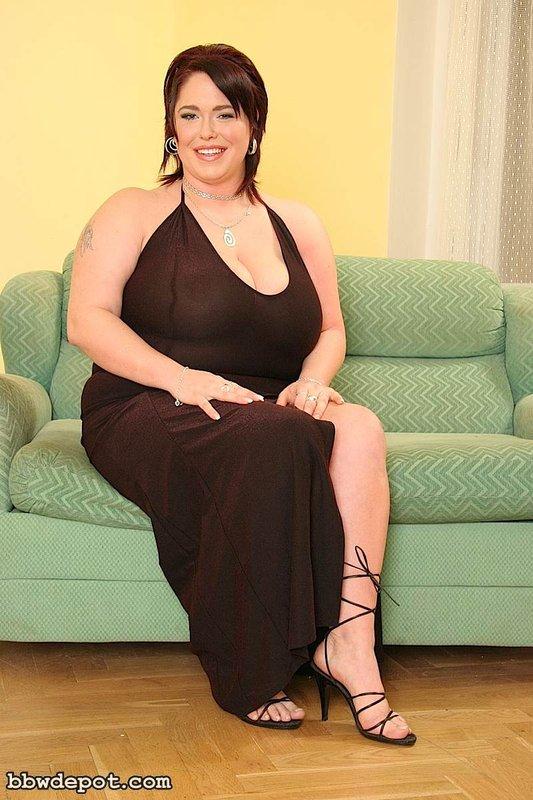 Sandra BBW