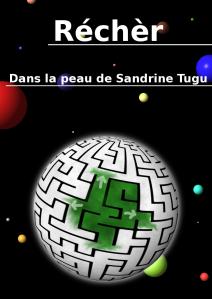 couverture Dans la peau de Sandrine Tugu
