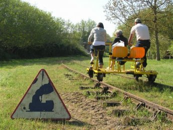 110147 velo rail