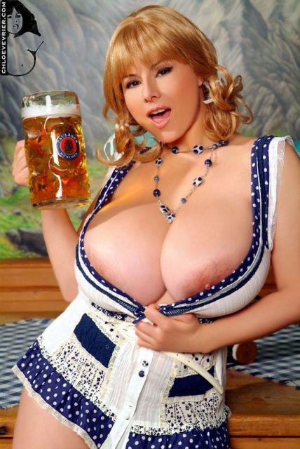 chloe vevrier beer fest