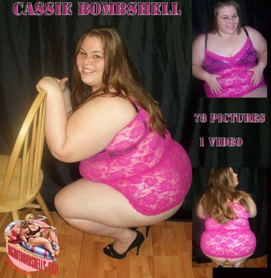 CassieSet13ff Cassie Bombshell