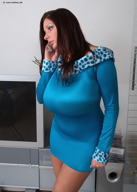 nadine jansen blue