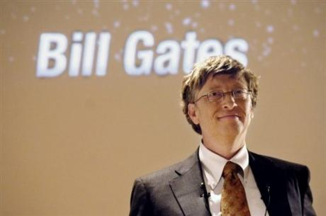 bill gates tronche