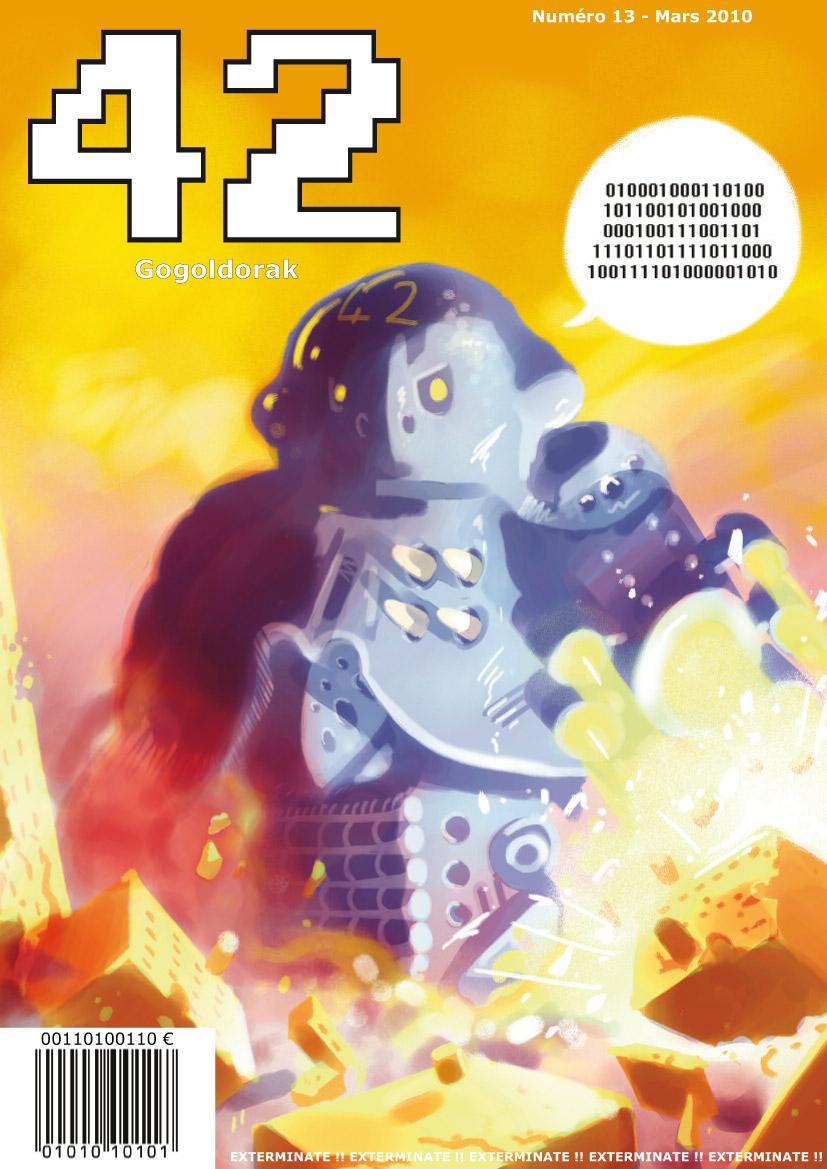 magazine 42 couverture 13