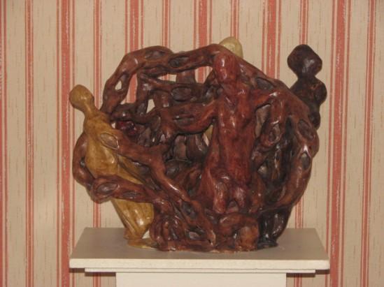 sculpture formes bizarres