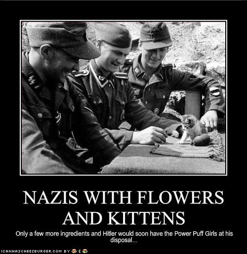 lol-nazi chat fleur