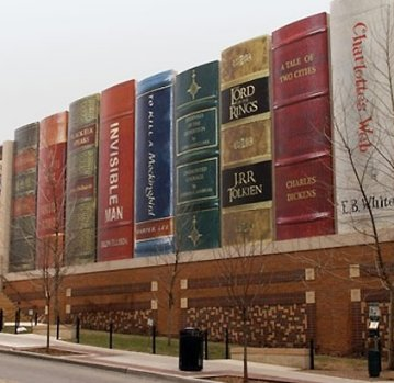 giant books
