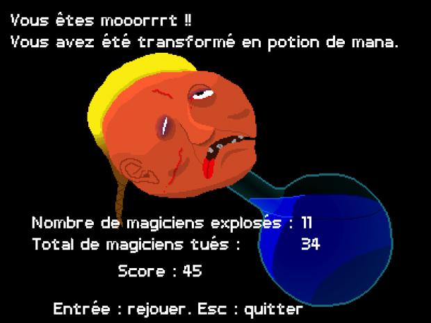 blarg screenshot death
