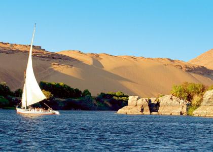 Les égyptiens codent en Pascal, car ils ont le Nil