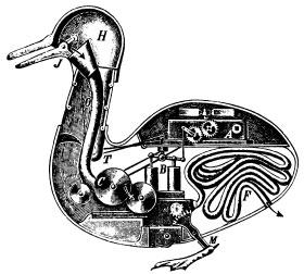 Le premier twitter bot, créé en 1739