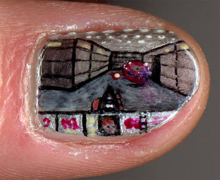 doom fingernail