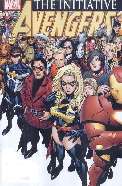 Avengers The Initiative Vol_1_1-2